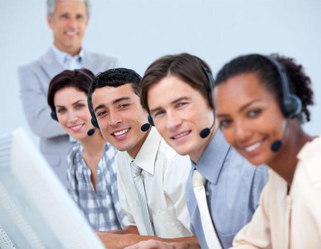 <b>中小企业呼叫中心解决方案</b>