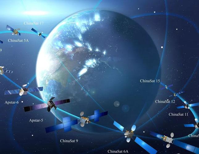 卫星通信系统基本知识