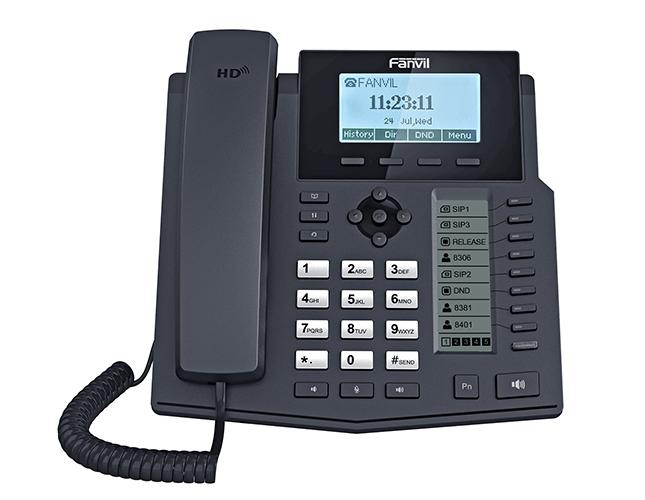 方位X5网络IP电话机