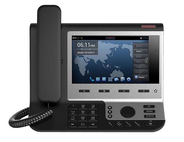 D900网络视频电话机