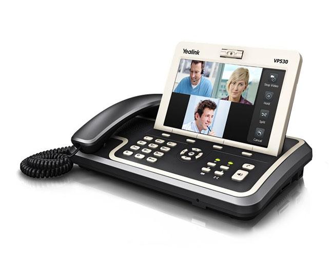 亿联IP视频电话机VP530