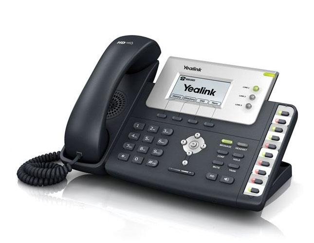 亿联网络IP电话机T26P