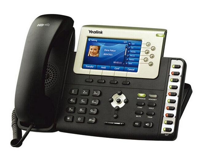 SIP-T38GIP电话