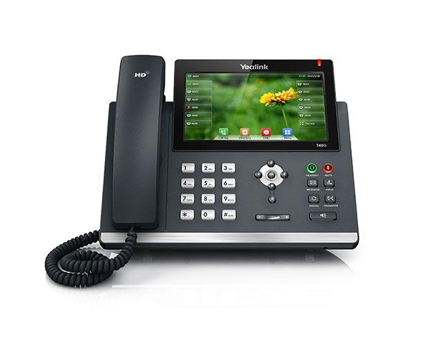 亿联IP电话机T48G