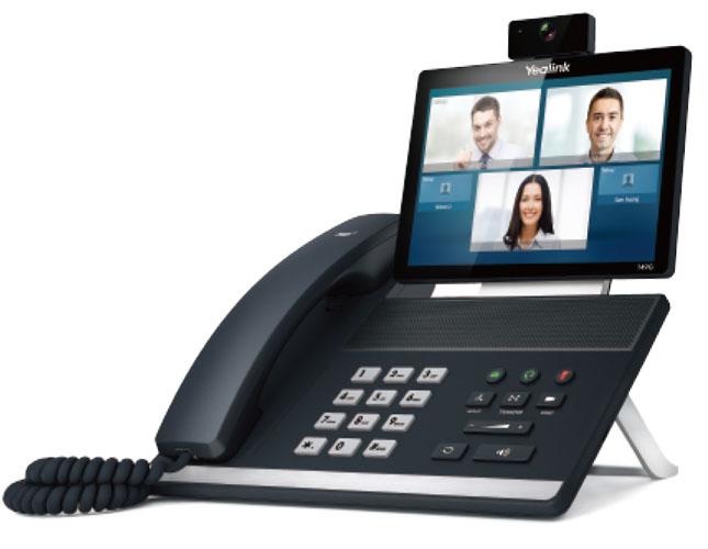 亿联IP电话-SIPT49G