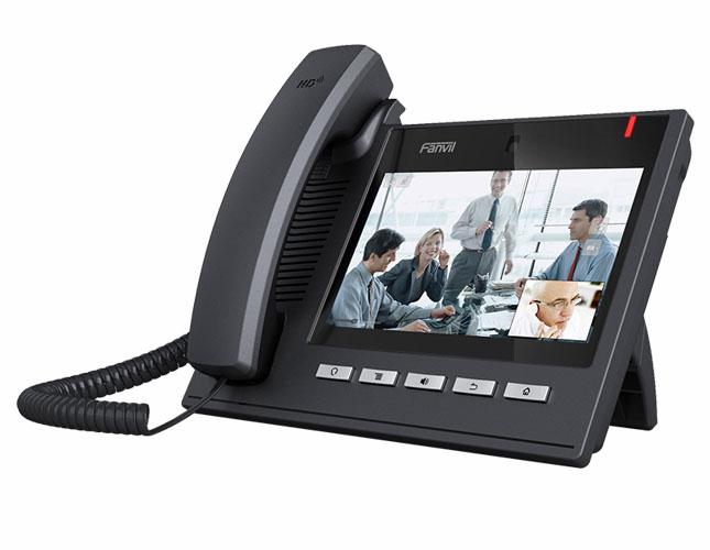 网络视频对讲主机F600