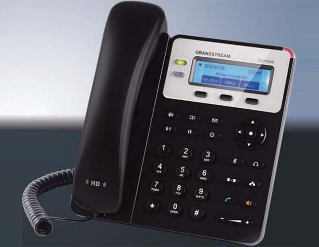 潮流网络电话机GXP1625