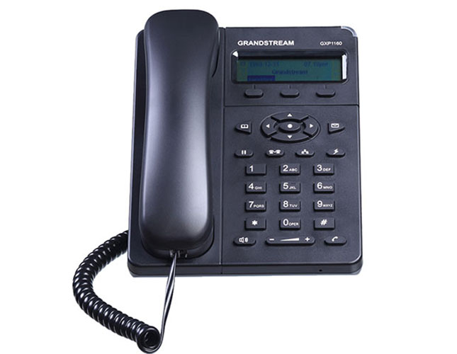 潮流IP话机GXP1160