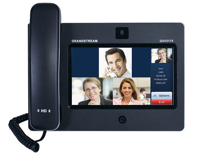 潮流GXV3175视频电话机