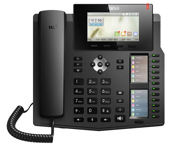 电话IP对讲管理主机X6