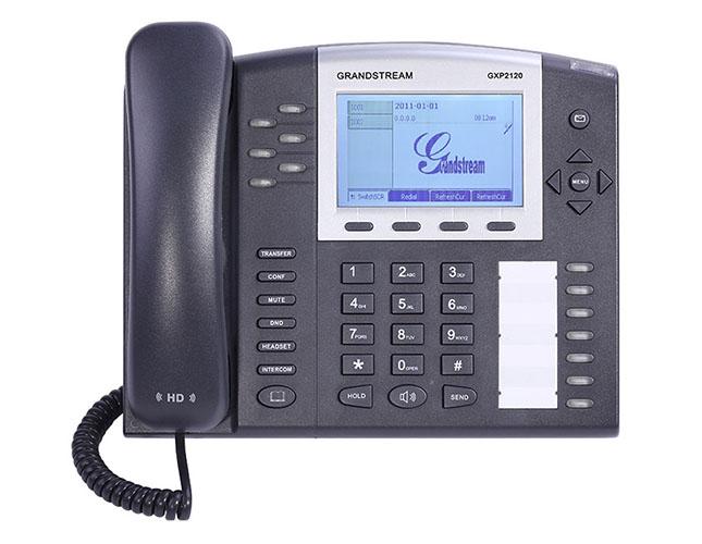 GXP2120网络IP电话机