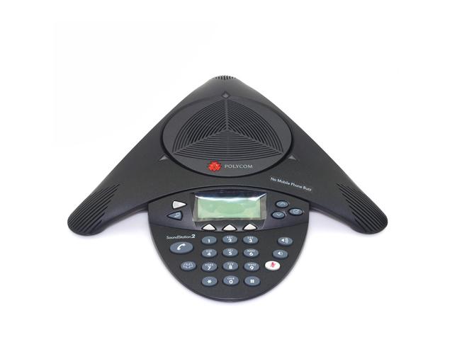 会议电话机soundstation2