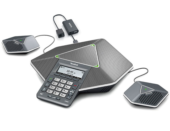亿联双模会议电话CP860