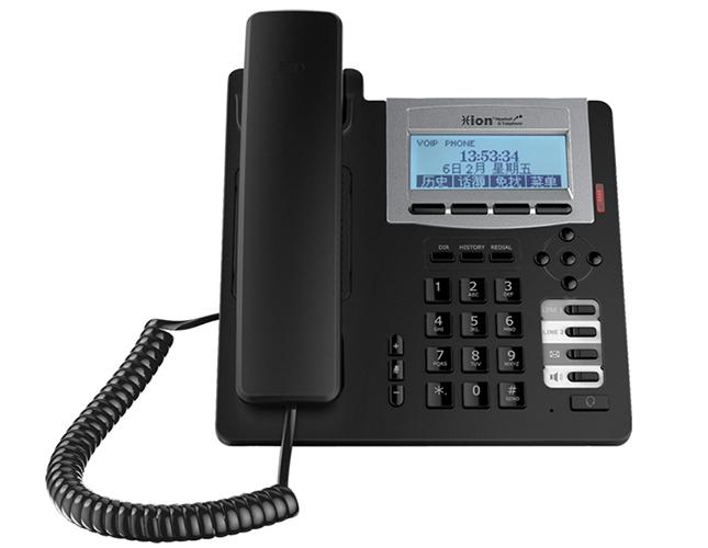 北恩S400网络电话机