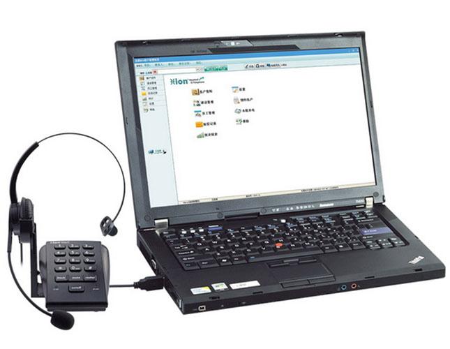 北恩U800录音耳机电话