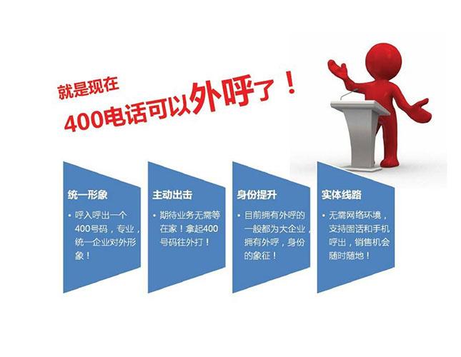 400电话外呼管理系统