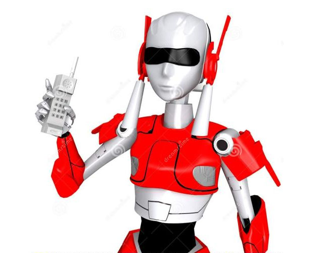 AI电话机器人外呼系统