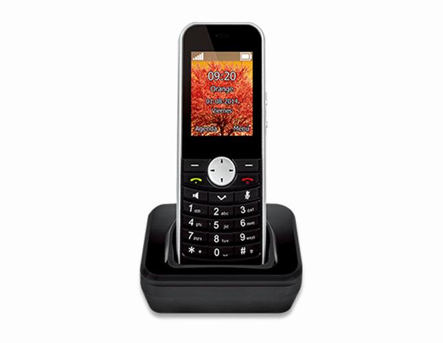 WIFI无线手持SIP网络IP电话机