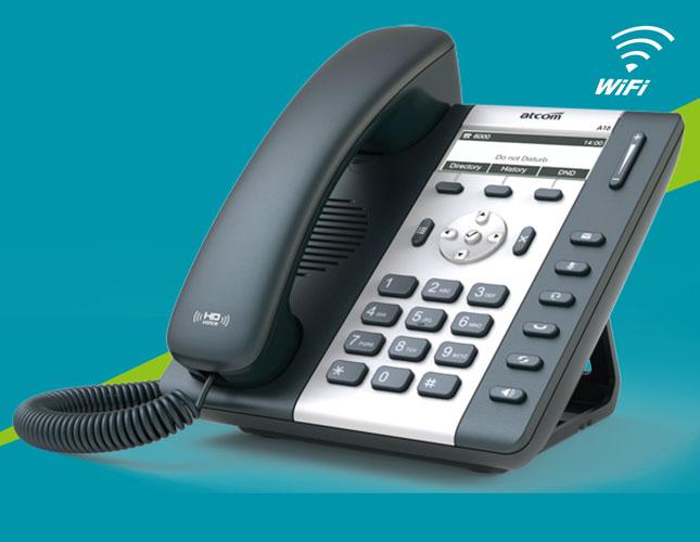 网络IP电话机-A21