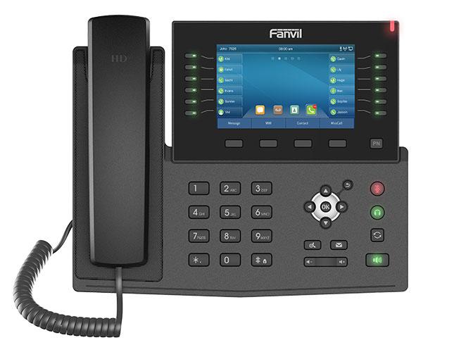 网络电话机X7C
