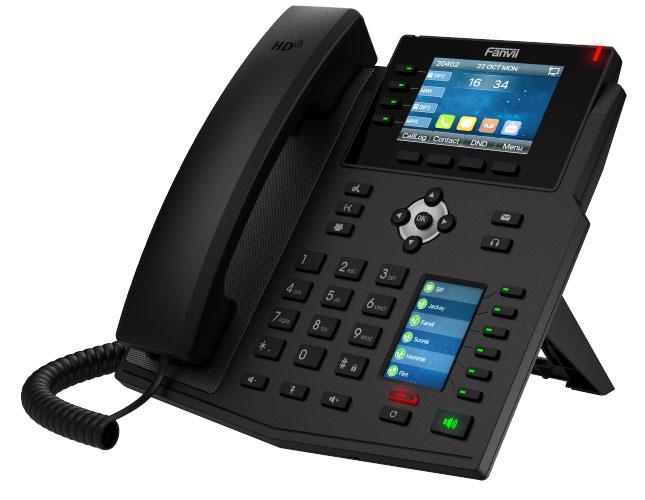 方位X5U网络IP电话机