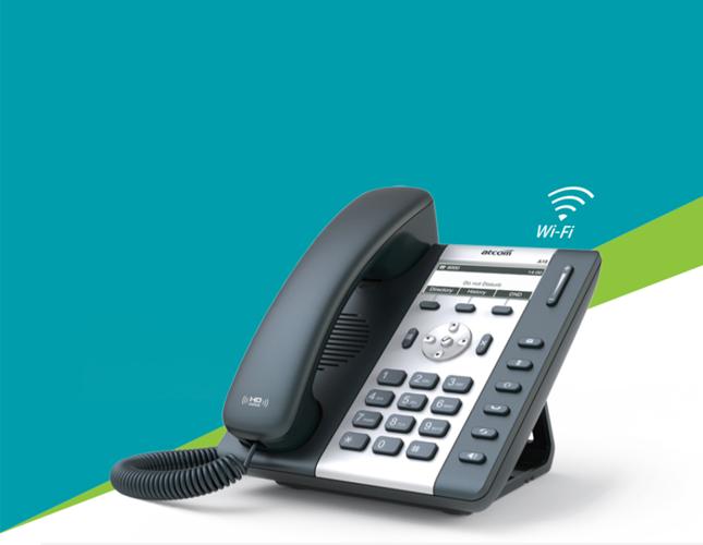 WIFI网络话机A10W