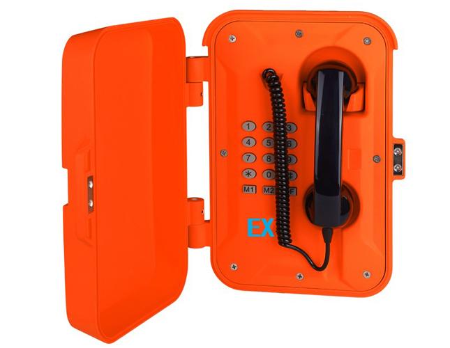 工业防爆SIP电话机