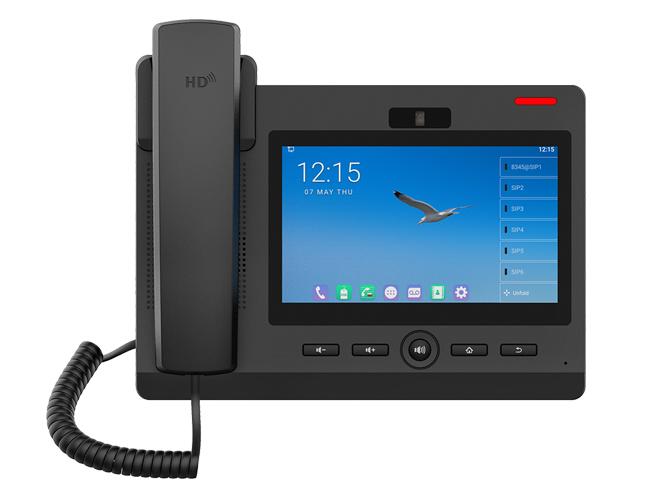 方位F600S可视IP电话机