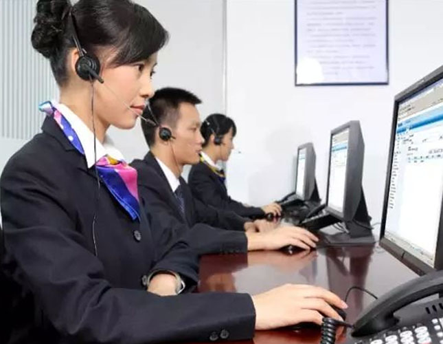 电话呼叫中心方案物业管理